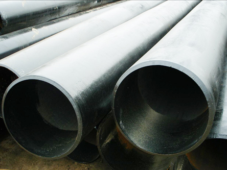 Black Carbon Steel Pipe