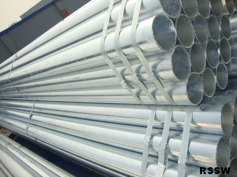 Hot Rolled Round Galvanized Steel Tubing. Hot Rolled Round Galvanized Steel Tubing CHN Steel pipe   tube Co  Ltd