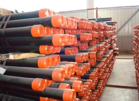 carbon steel pipes with Q195-235