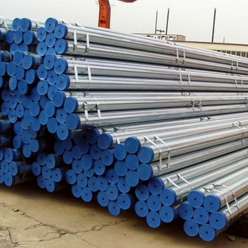 galvanized water steel pipe
