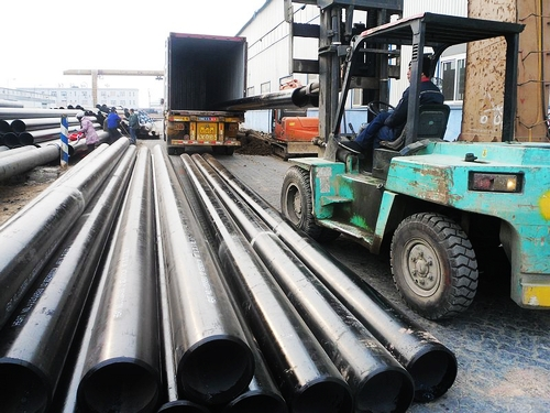 Hot finished Steel Pipe