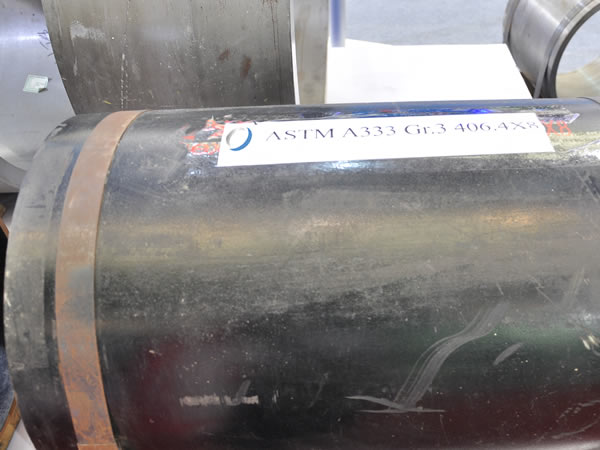 ASTM A333 GR 3 Pipe
