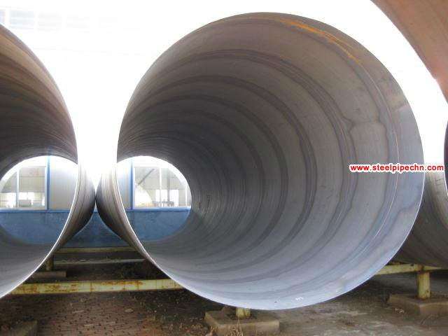 30inch 64inch ssaw welded pipe