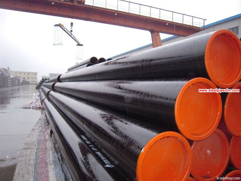 Steel Pipe Piling Supply, ASTM A252 Piling,A252 Bridge