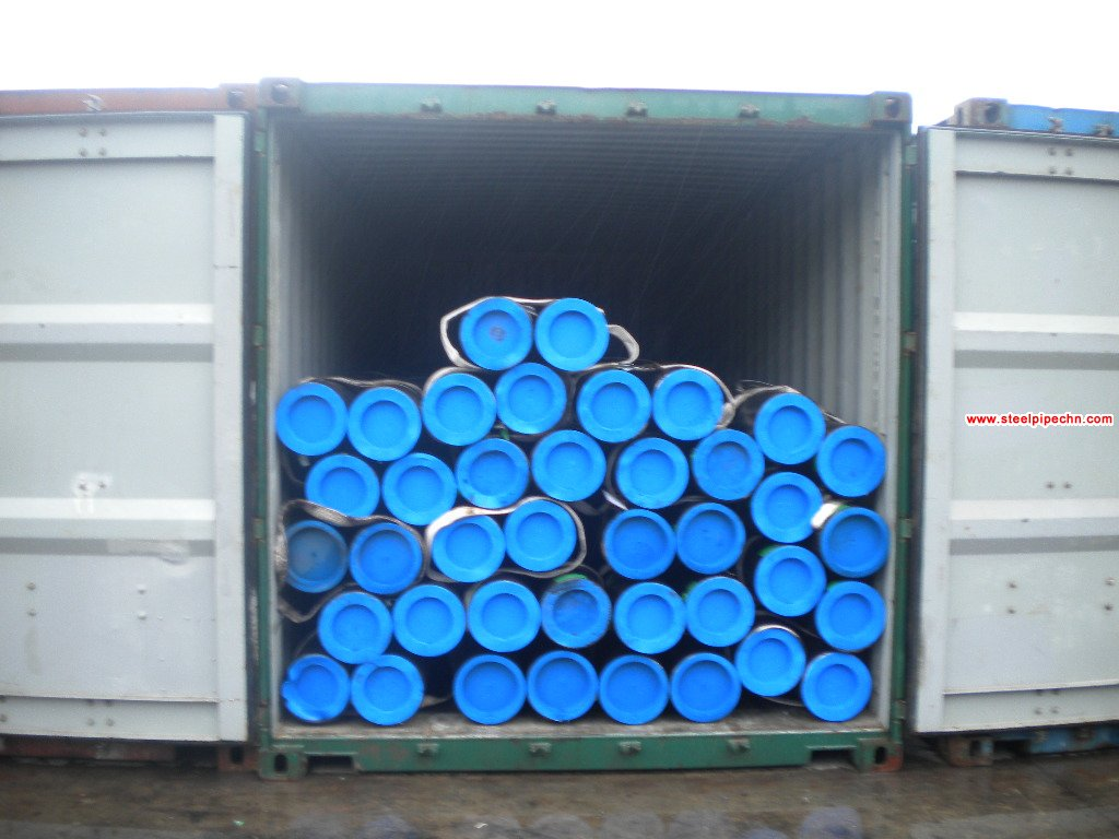 DIN 2440 2441 EN10255 alloy steel pipe