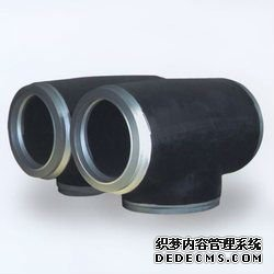 ASTM A335 alloy pipe fitting,A335 PIPE TEE.