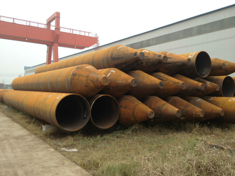 A500 Gr B/C piling pipe