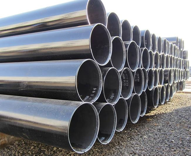 ASTM A252 Structural Steel Pipe for piling and structural